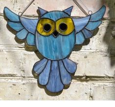 Items similar to Stained Glass Owl Suncatcher, Large Stained Glass Window Hangings, Owl Decor for Living Room or Kitchen, Garden Decoration, Owl Gifts on Etsy Stained Glass Birds, Stained Glass Suncatchers, Faux Stained Glass, Stained Glass Designs, Stained Glass Projects, Stained Glass Patterns, Stained Glass Windows, Glass Wall Art, Glass Ornaments