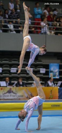 Gymnastique Acrobatique - FFGym