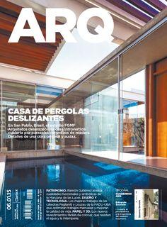 Tapa de la edición impresa de ARQ del martes 6 de enero de 2015