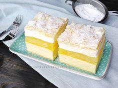 Czech Recipes, Vanilla Cake, Tiramisu, Diy And Crafts, Cheesecake, Dessert Recipes, Food And Drink, Baking, Gardening