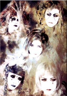 Malice Mizer is one of my favorite bands from Japan.