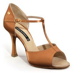 Dance Naturals Latin/Tango Ballroom Shoes $155
