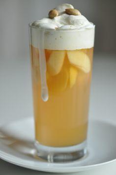ziiikocht: Heißer Apfelpunsch mit Haube oder A...wie Aufräumen
