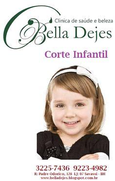 Bella Dejes: Traga seu (a) pequeno (a) para ficar ainda mais li...