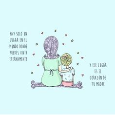 Madre E Hija Erika Pinterest Daughter Mom Quotes Y Mom