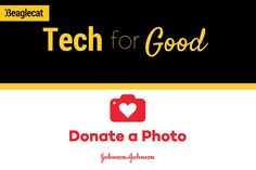 You take photos on a daily basis. Don't just post them online or keep them for posterity, Donate a Photo today to help those in need. Photo Today, Johnson And Johnson, Say Hello, Cool Photos, Globe, How To Become, Articles, Tech, Social Media