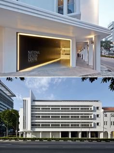 Singapore's National Design Centre - Pictures