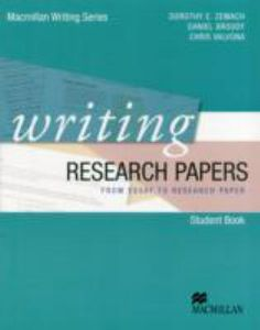Writing Research Papers - Dorothy Zemach and others Call Number: 808.042/ZEMA - Publication Date: 2011 #Research #Writing #Essays #Academic #English