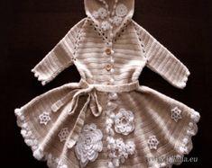 Crochet Vest / Sleeveless Vest by CrochetDressPattern on Etsy