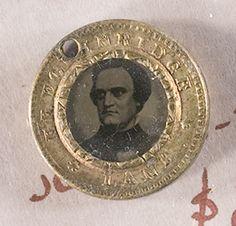 Breckenridge campaign token 1860