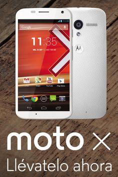 Nuevo Motorola Moto X - Desde $439 al mes en Decompras.com