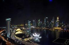 Singapore. Image © Flickr CC user Eustaquio Santimano. Gallery - The Top 10 Most Impactful Skylines - 7