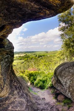 A day at Brimham Rocks, Yorkshire