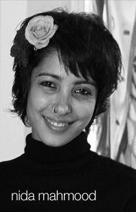 Nida Mahmood- Fashion Designer #BPFT2012
