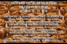 The Food Film Festival's 10th Anniversary Adds New Chefs and Food, Only 10 Days Away!WithGuitars