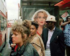 Martin Parr, London, 1990