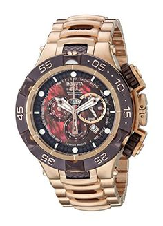 Men's Wrist Watches - Invicta Mens 15920 Subaqua Analog Display Swiss Quartz Two Tone Watch ** Read more reviews of the product by visiting the link on the image.