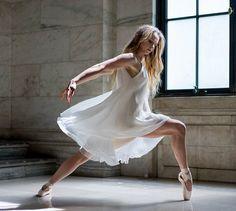 *Ballet_beautie, sur les pointes !*