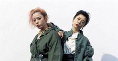 チャラ&スミレ。2世代で魅せる、最旬ストリートスタイル。 ファッションニュース(流行・モード) VOGUE JAPAN