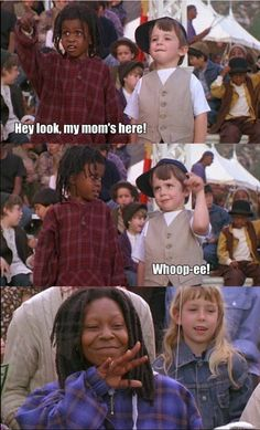 Little rascals... I just love this show! =)