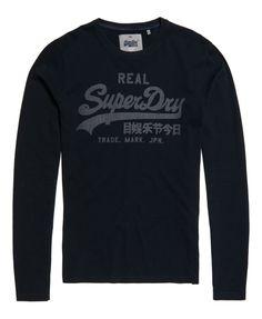 Superdry - T-shirt Vintage Logo - T-shirts pour Homme