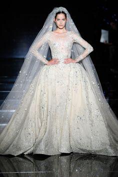 Les robes blanches de la haute couture 7