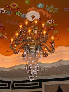 Beautiful Chandelier at Wynn Las Vegas | Flickr - Photo Sharing!
