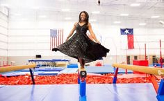 Give yourself the courage to dream-Simone Biles