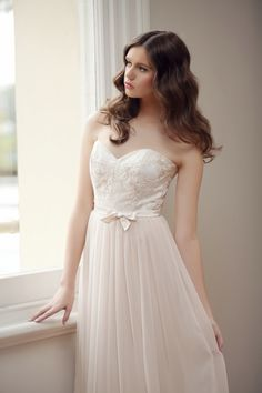 Jennifer Gifford Designs #wedding #princess sweet and innocence dress