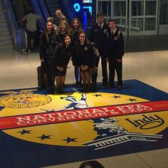 We just made it into Indianapolis for the 89th National FFA Convention! Looking forward to a great week of learning, friendships, and tourism! #transformffa #launchffa