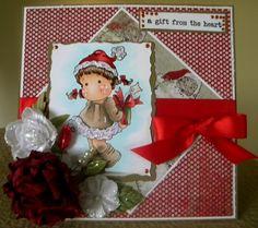 Simon Says Stamp Blog!: 12 Tilda's of Christmas 2012! (Part 3)
