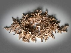 Architectural Carving Wall Decoration