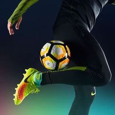 """""""Wear with pride. Play with purpose. The new Nike Football Black History Month collection is coming to the Nike Football App February Brazil Football Team, Neymar Football, Sport Football, Girls Soccer Cleats, Nike Soccer, Soccer Ball, Nike Football Boots, Soccer Boots, Football Training Drills"""