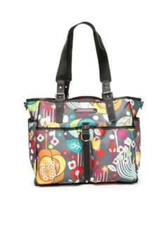 Foldaway Tote - Lotus Bliss by VIDA VIDA