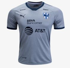 186ee861a93 Mexico Monterrey 2018 Third Away Men Soccer Jersey Personalized Name and  Number