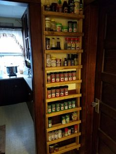 Spice Rack Plano Custom The 1Lb Boxed Screw Storage Rack  Woodworking Bench And Design Inspiration
