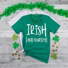 40121a14327c St. Patricks Day Shirt Mens Irish Drinking Shirt Funny St. Patricks Day  Shirt Shamrock Shirts Irish Shirt Green Patricks Day ST Patricks Day