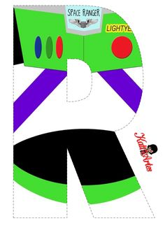 Buzz Light Year Free Alphabet. Alfabeto de Buzz Light Year. Toy Story.