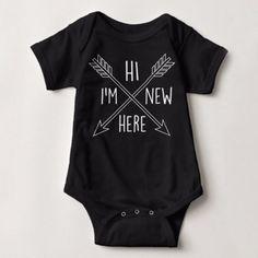 100-Cotton-BABY-BOY-GIRL-Babygrow-Vest-Grow-Bodysuit-Newborn-24-Months