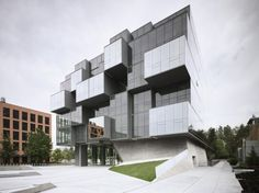 UBC Faculty of Pharmaceutical Sciences / CDRD by Saucier + Perrotte architectes, Hughes Condon Marler Architects