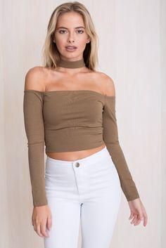 727e3e47c4a 114 Best Choker top images | Fashion clothes, Blouses, Casual outfits