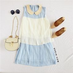 Super-cute dress is perfect for you. Comfort and style.