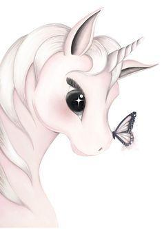 Malvorlagen Cotton & Coral - Blue – Tutu Irresistible Boutique How An Ultrasonic Humidifier Works Dr Unicorn Painting, Unicorn Drawing, Unicorn Art, Magical Unicorn, Animal Drawings, Cute Drawings, Drawing Sketches, Drawings Of Unicorns, Unicorn Pictures