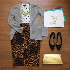 Fashion Tips – Best Fashion Advice of All Time Office Fashion, Work Fashion, Fashion Advice, Fashion Outfits, Leopard Shoes Outfit, Leopard Print Outfits, Cool Style, My Style, Sweet Style