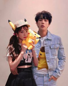 [NO REPOSTING] shussh, pikachu addicted couple want to say something🤫 . swipe for surprise! Kpop Couples, Cute Couples, Kitana Cosplay, Bts Girlfriends, Pikachu, Bts Funny Videos, Blackpink And Bts, Korean Couple, Blackpink Jisoo