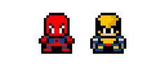 Pixel Heroes on Behance