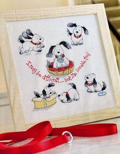 #dog #free_cross_stitch