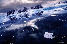 Stunning photos of Antarctica captured by Japanese photographer KAGAYA