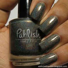 Pahlish Ghost in My Lungs   Addicted to Polish