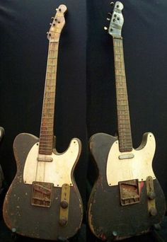 Fender® Telecaster® 1952 - Here's a dream project if I ever saw one